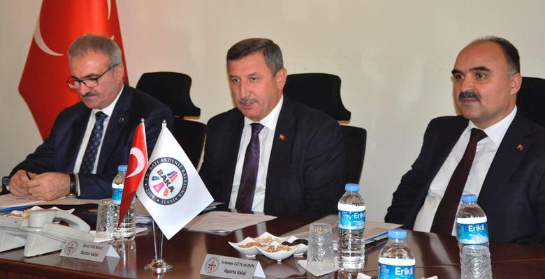 2017'in son toplantısı Antalya'da yapıldı