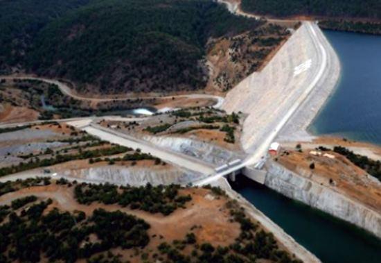 Atabey'e Isparta'nın en büyük barajı yapılıyor