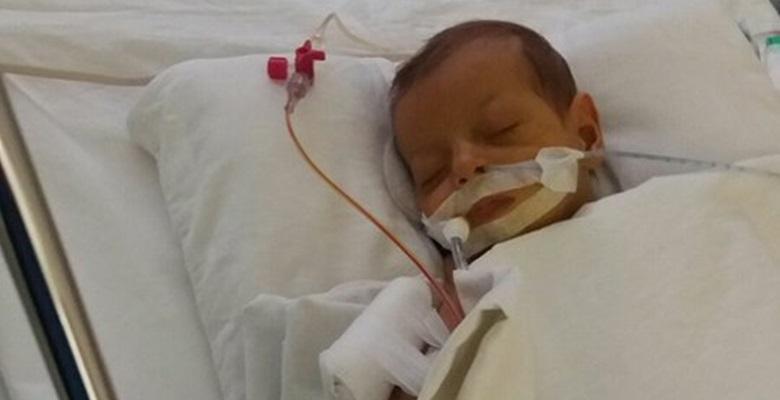 Hatice Nur Bebek, acil olarak karaciğer bekliyor