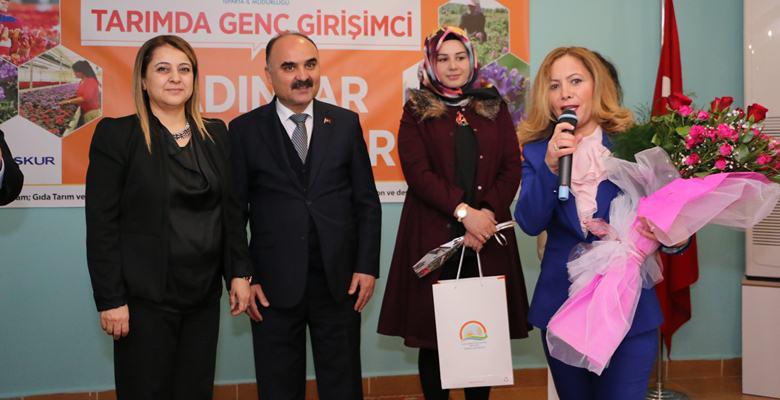 Genç Kadın Girişimciler eğitim programı başladı
