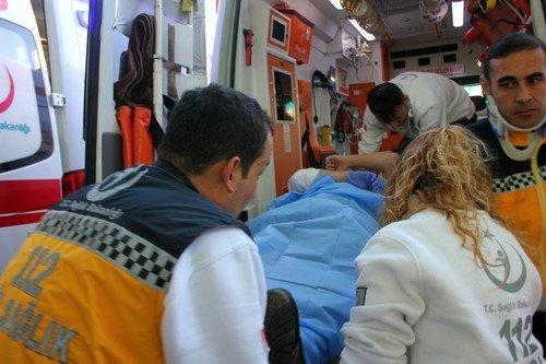Çünür'de feci kaza : 1 ölü