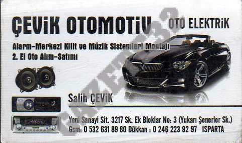 Çevik Otomotiv