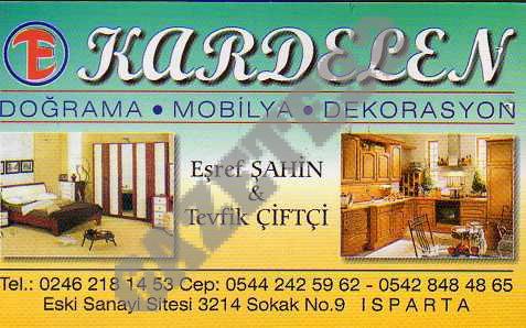 Kardelen Doğrama & Mobilya
