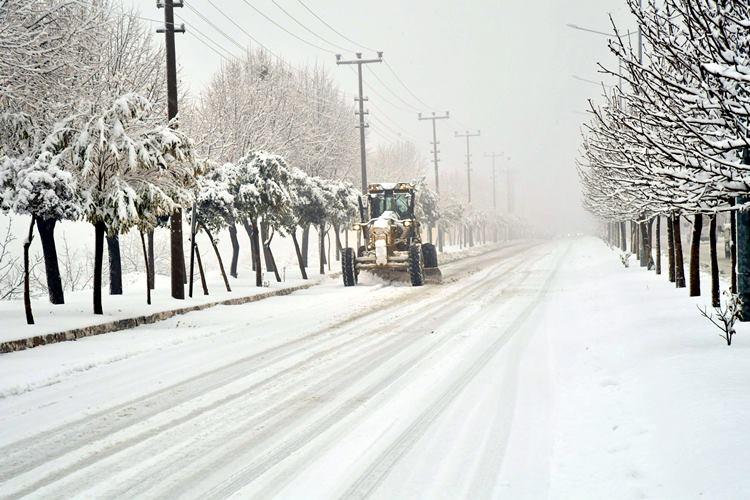 Isparta şehir merkezinde kapalı yol bulunmuyor