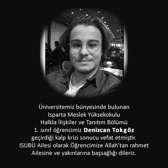 ISUBÜ öğrencisi hayatını kaybetti