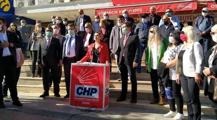 CHP'den gül fiyatı tepkisi