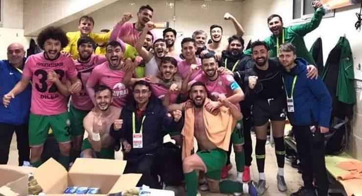 Ispartaspor 7 Hafta Sonra Kazandı