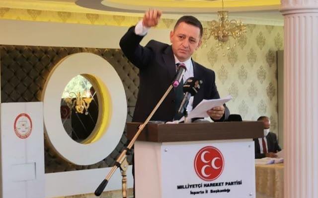 Isparta MHP'den Şükrü Başkan'a Sert Yanıt