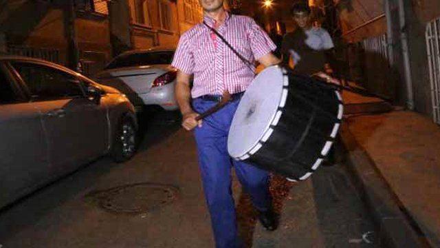 Isparta'da Bu Sene Ramazan Davulcuları Çalışmayacak