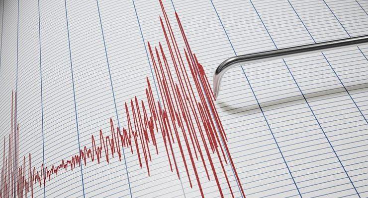 Isparta'da hafif şiddetli deprem